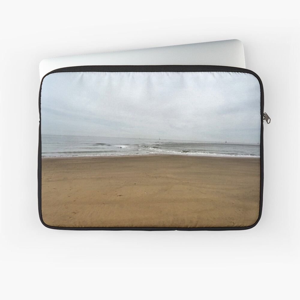 Morning sands Laptop Sleeve
