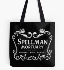 Spellman Mortuary Tote Bag