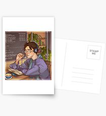 Coffee shop Postcards