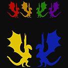 Dragon Decor by copperhead