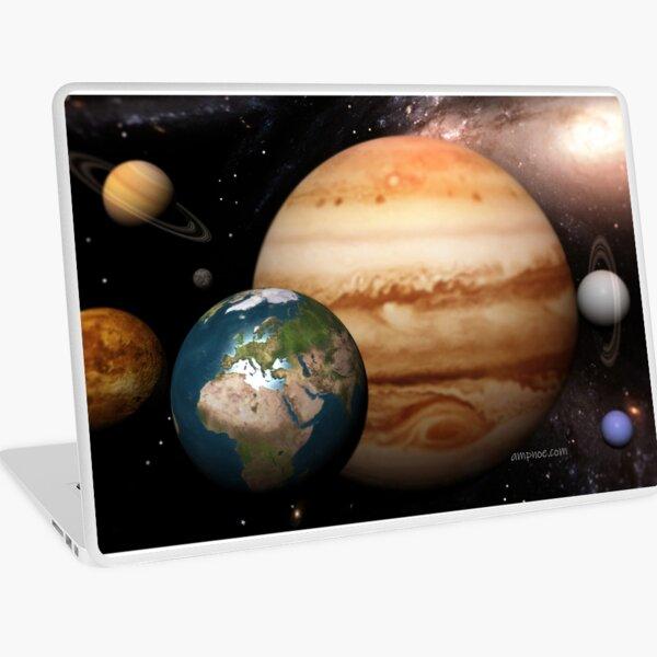 Planets Laptop Skin