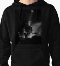 George Ezra Black & White Pullover Hoodie
