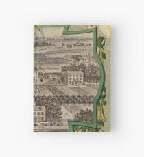 1888 Seed Catalog Hardcover Journal