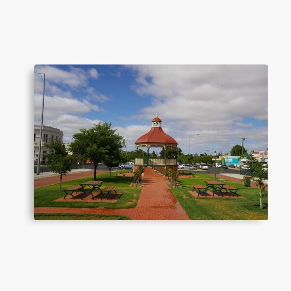 Band (Stand) On The Run Canvas Print