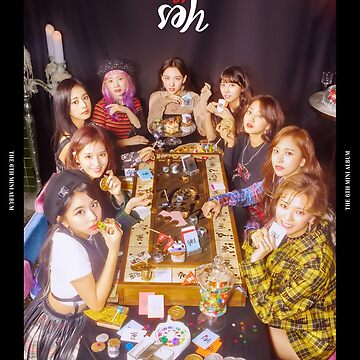 TWICE - YES or YES (GROUP teaser) by Red-One48