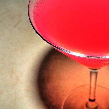 Perfect Cosmopolitan Martini by funkydive
