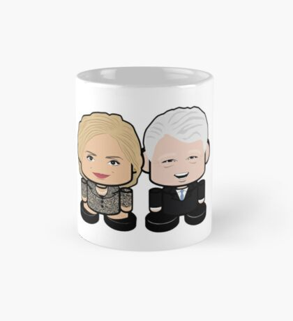 Hill & Bubba: Greater Together Politico'bot Toy Robots Mug