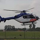 New Helicopter for Dutch police by EHAM-spotter