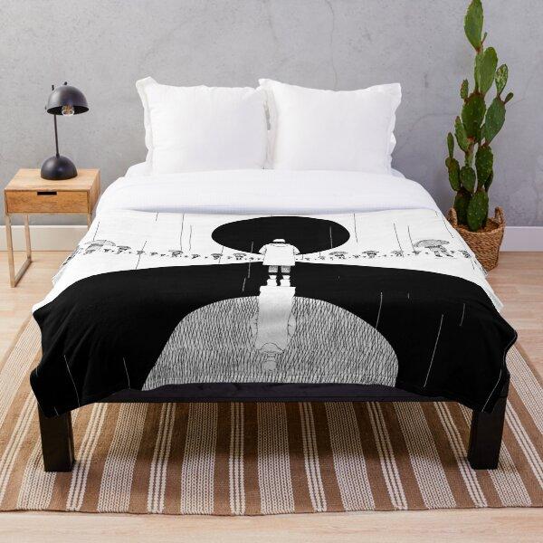 Forever Rain RM Throw Blanket