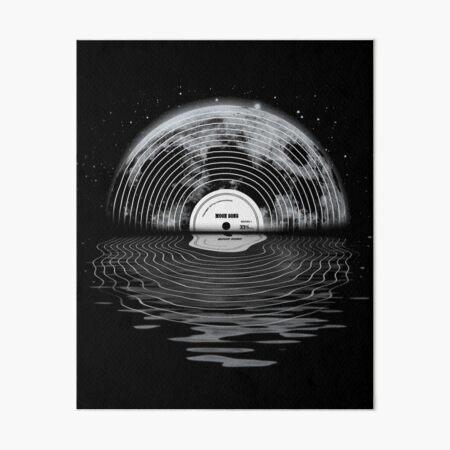 Moon Song Art Board Print