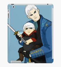 I Know Nothing About DMC iPad Case/Skin