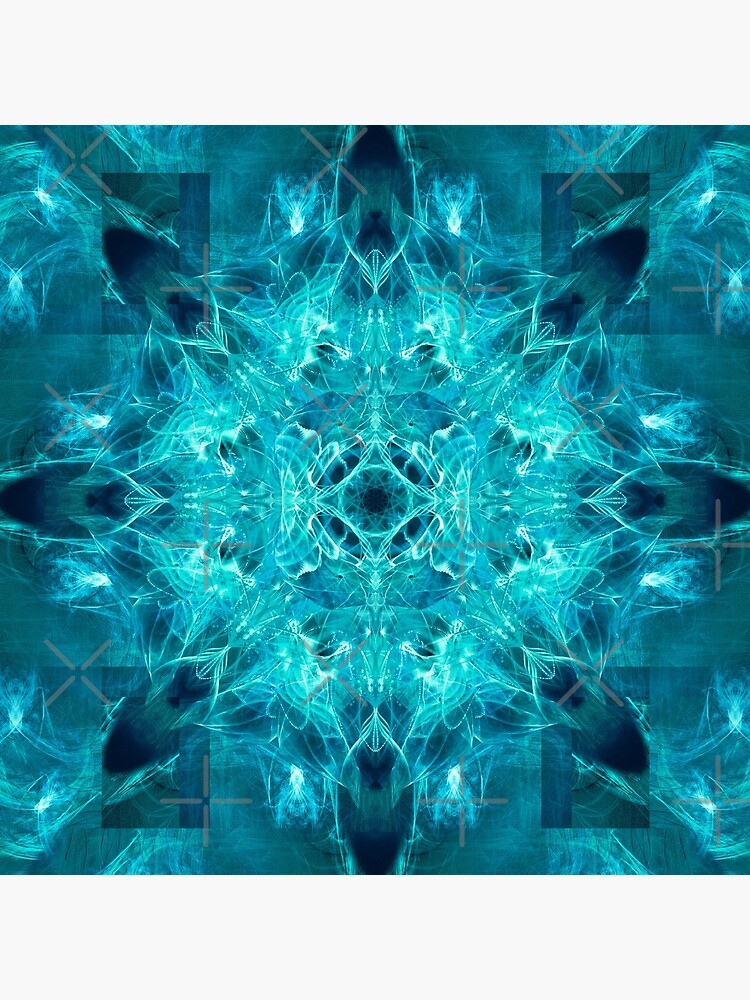 Dragonheart - Aqua by ifourdezign