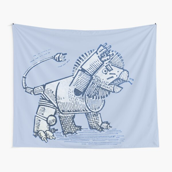 the Tin Lion Tapestry
