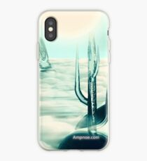 """Human's Project"" (Cold Light) iPhone Case"