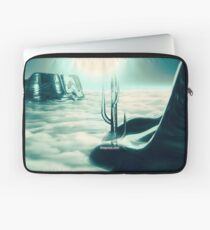 """""""Human's Project"""" (Cold Light) Laptop Sleeve"""