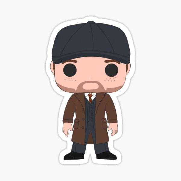 Michael!Dean Sticker