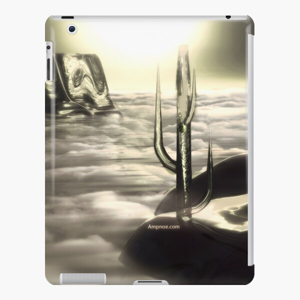 Human's Project (Grey) iPad Snap Case