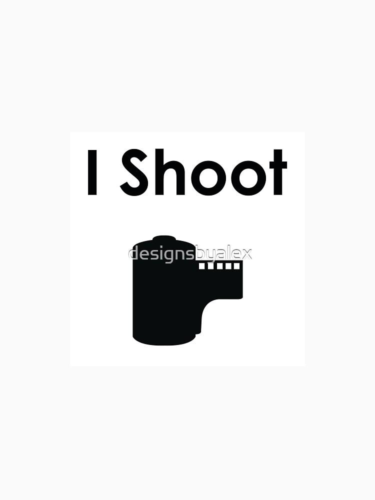 Ich fotografiere Filmwaren von designsbyalex