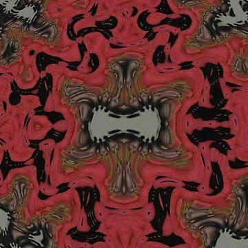Dog Bones Pattern by CarolM