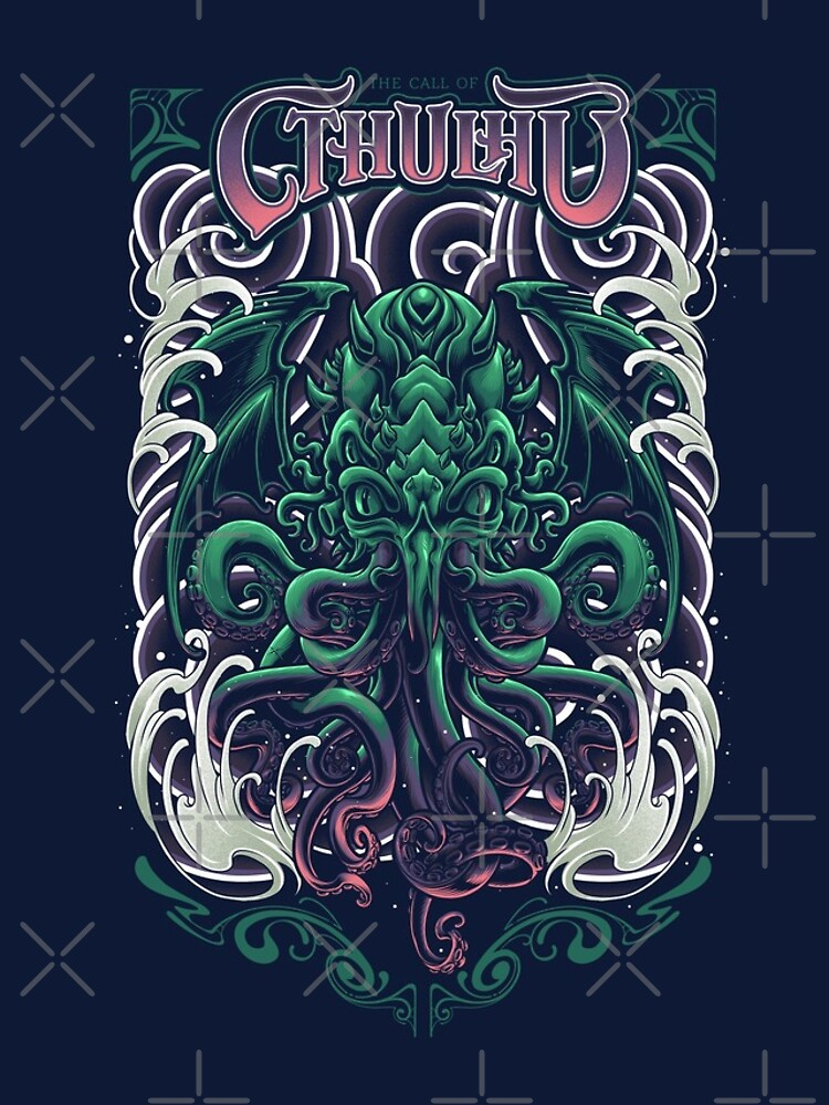 The Call of Cthulhu by angoes25