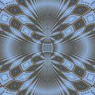 Blooming  Blue   by CarolM