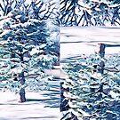 Winter Tree by Sheila Asato