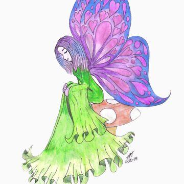 Fairy of Happy Memories - (no power fields) by Hellz