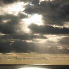 Dark and Stormy at New Milton Hampshire by karuna