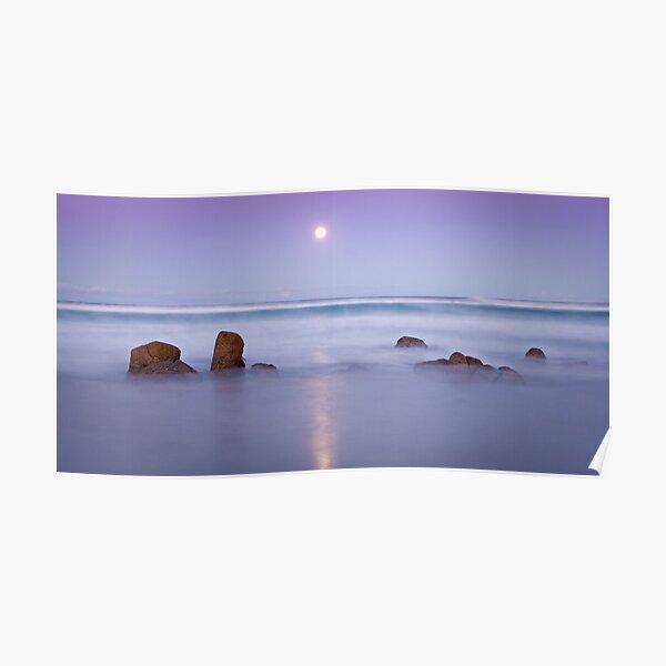 Ethereal - Friendly Beaches, Tasmania Poster