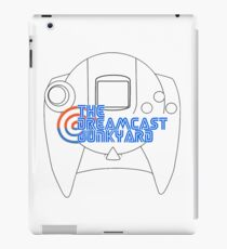 Dreamcast Junkyard Controller iPad Case/Skin
