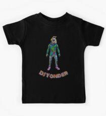 DJ Yonder Skin-Fortnite Kids Tee