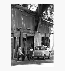 Relax in Sicily Photographic Print