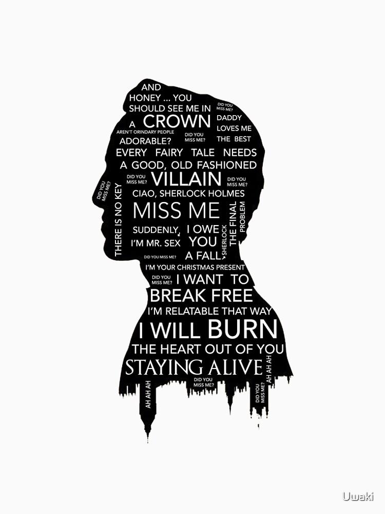 Jim Moriarty • Sherlock BBC by Uwaki