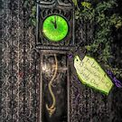 Haunted Clock by Joe Lach