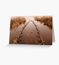 Duck Boat?  Greeting Card