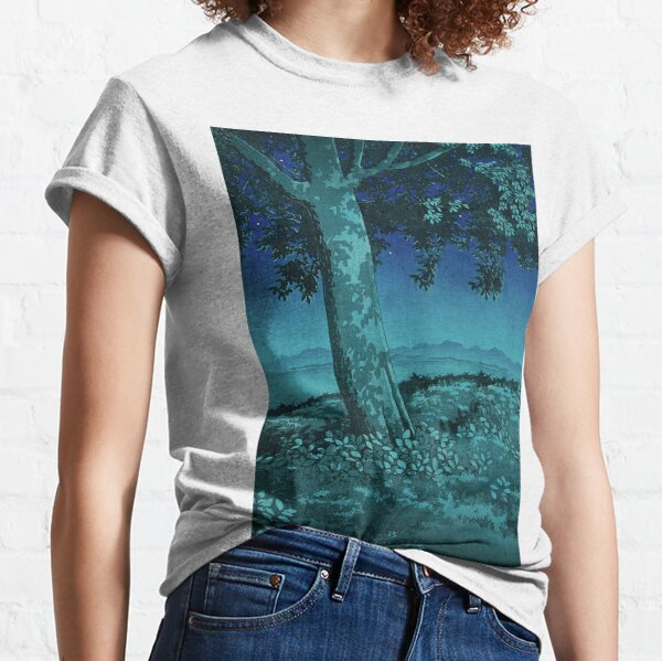 Nightime in Gissei Classic T-Shirt