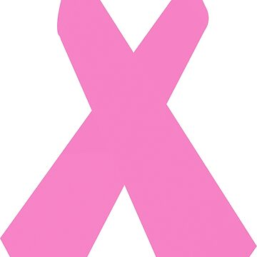 breast cancer ribbon by ekajuyu