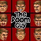 The Doom Guy by Retro Freak