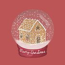 «Navidad en un snowglobe» de Prettyinpinks