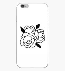 denae*sketch - F L O W E R S iPhone Case