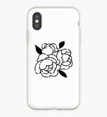 denae*sketch - F L O W E R S iPhone Case