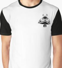 denae*sketch - M O T H  Graphic T-Shirt