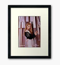FROMIS 9 SEOYEON Framed Print