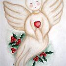 Christmas Angel by Naomi  O'Connor