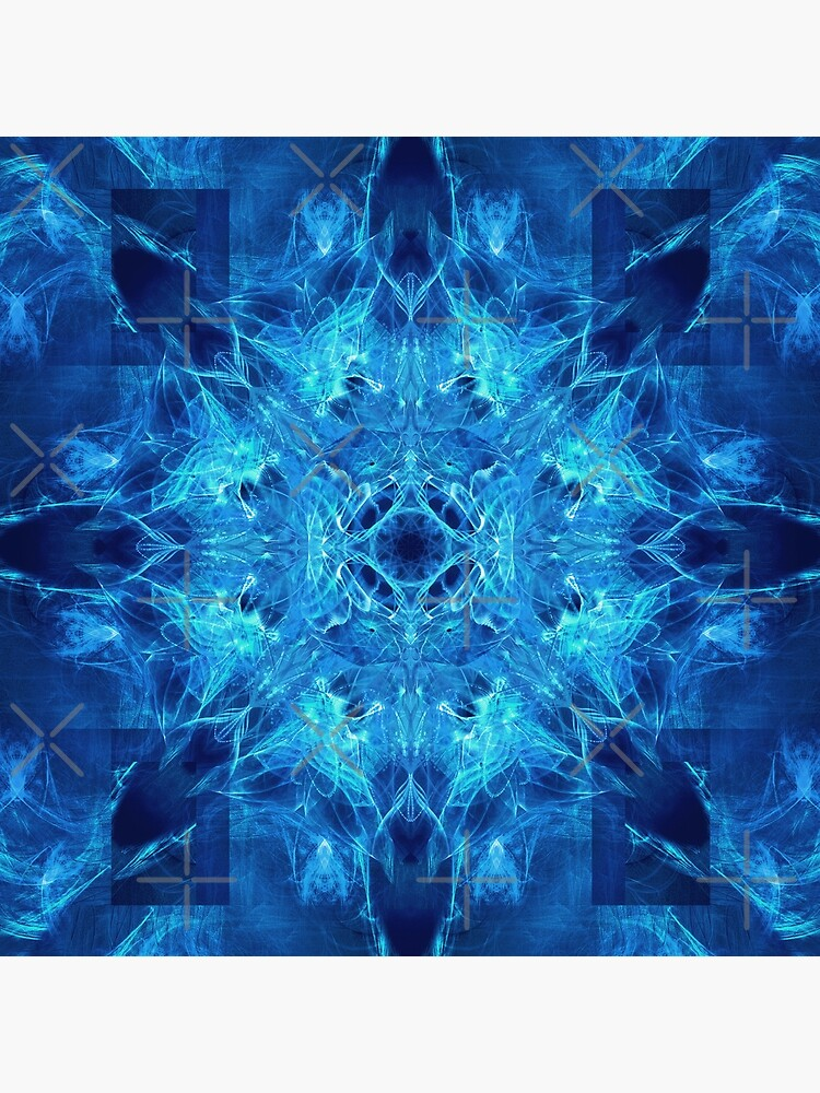 Dragonheart - Blue by ifourdezign