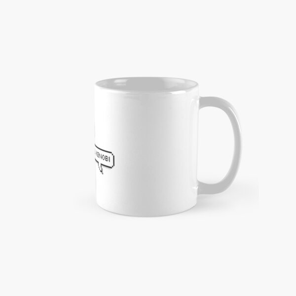 Hello There Classic Mug