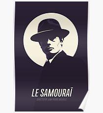 Le Samouraï Poster