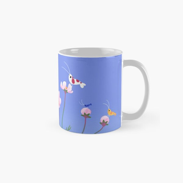 Cosmos and shrimp Classic Mug