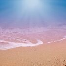 Dreamland Beach and Seashore In The Morning 2 by hurmerinta