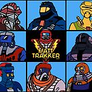 M.A.S.K. MASK Brady Bunch by mtrakker